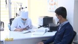 Türkmenistanda öýken barlagyna nobatlar we COVID-19-y tassyklaýan testler köpeldi