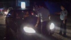 Ночной рейд полиции в Набрани