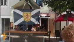 """Cetinje: """"Glasanje"""" za nezavisnost u škotskom pabu"""