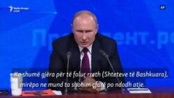 """Putin """"brengoset"""" për demokracinë në SHBA dhe Britani"""