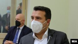 Premijer Severne Makedonije Zoran Zaev