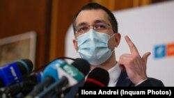 Vlad Voiculescu a spus că există diferențe de mii de decese în raportările oficiale