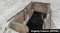 Бункер в Кызылском дворе