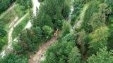 Bosnia-Herzegovia - Construction of mini hydropower plants on river Oštrac, Travnik, 24Sept2020
