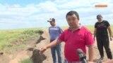 Астана түбіндегі ауыл халқы нашар жолмен қалаға жете алмай әлек