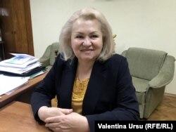 Directoarea Asociației medicale teritoriale Centru, Adela Glavan