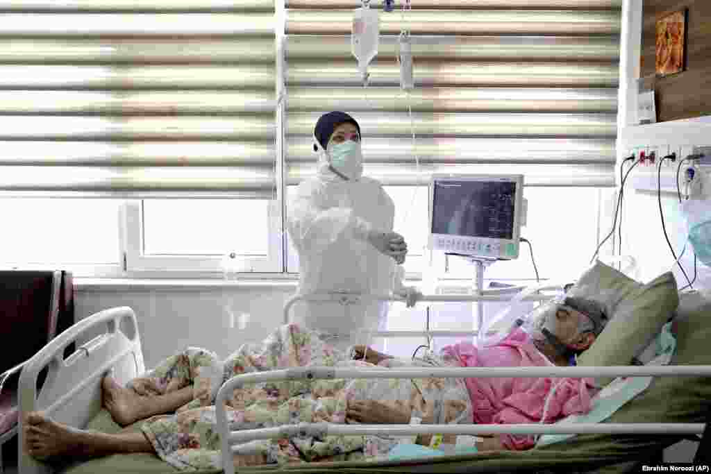 Some Iranian officials have admitted actual virus numbers are likely higher than official figures.