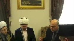"""Мөфти Камил Сәмигуллин: """"Кырымга танышырга килдек"""""""
