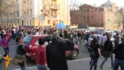 Астрахань выходит на улицы