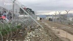 Macedonia Shuts Door Completely To Migrants, Refugees