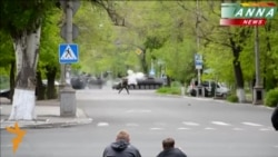 Heavy Fighting Breaks Out In Ukraine's Mariupol