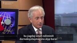 Korker: Putiniň baýlygynyň üsti açylmagy Orsýeti durnuksyzlandyrar