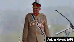 جنرال جاوید قمر باجوهلوی درستیزقوای مسلح پاکستان