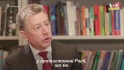 Россия должна вернуть моряков до праздников – Курт Волкер (видео)