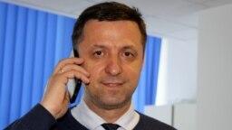 Moldova -- Dorin Cimil, președintele CEC, 6 mai 2021
