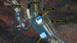 КНДР почала відновлювати полігон для ракетних випробувань – відео