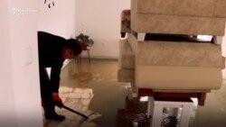Përmbytjet lënë jashtë shtëpive shumë familje