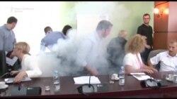 ТВ вести: Солзавец во Приштина, протест во Пешевар