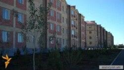 Գյումրիում պահանջում են լուծել տնակներում բնակվող ընտանիքների խնդիրը
