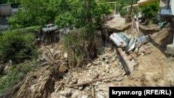 Кореиз после наводнения, 21 июня 2021 года