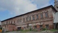 Дом Михляева - старейшее каменное здание гражданской постройки Казани
