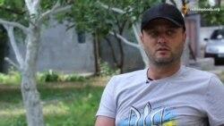 Євген Нікітченко виїхав з іловайського котла на таксі
