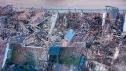 Petrinja - dan poslije zemljotresa