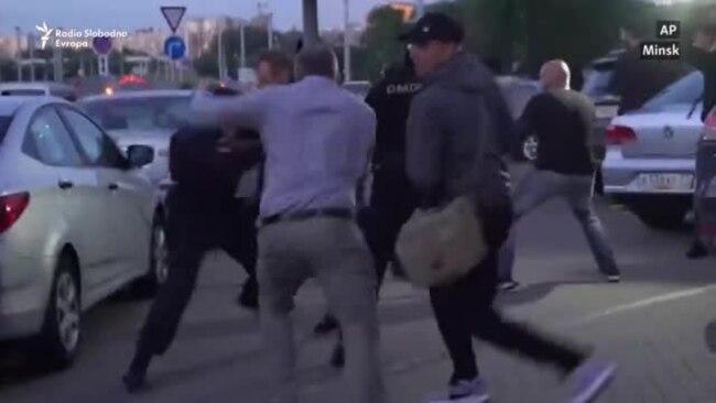 Bjelorusija: Najveći protesti opozicije