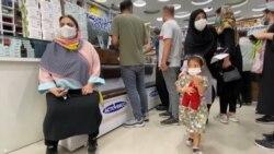 """""""Vagy a Covid végez velünk, vagy az éhhalál"""": irániak a járványkezelésről"""