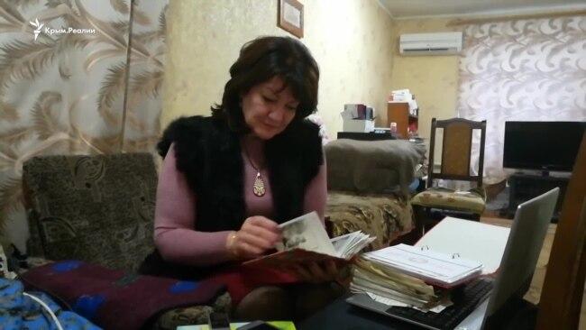 «Мой муж это вынесет, он сильный». Жена Эдема Бекирова о его аресте (видео)