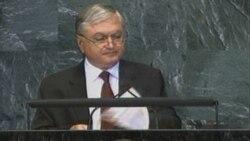 Նալբանդյանը «ռազմատենչ Ադրբեջանի» մասին