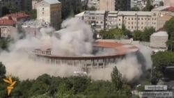 Երևանի կրկեսի շինարարությունը այս տարի էլ չի ավարտվի