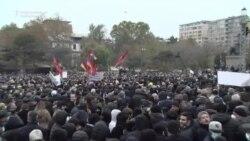 Armenia: ultimatum dat premierului