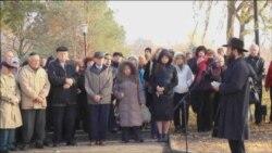 70-і роковини акції Голокосту в урочищі Сосонки
