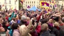 Dalai Lama në Pragë