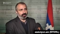 Советник лидера Нагорного Карабаха Давид Бабаян
