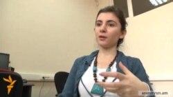 Գրողն ու իր իրականությունը. Լիլիթ Կարապետյան