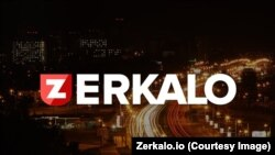 Zerkalo.io was created last month by journalists from Tut.by after Belarusian authorities blocked its popular news site, froze the company's bank accounts, and detained a number of staff for alleged tax evasion.
