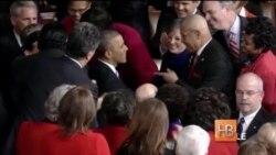 Обама обратился к Конгрессу с речью «О положении дел в стране»