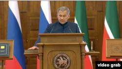 Татарстан президенты Рөстәм Миңнеханов инаугурациясе, 18 сентябрь