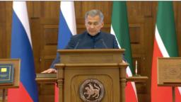 Tatarstan - inauguration of the President of the Republic of Tatarstan Rustam Minnikhanov.