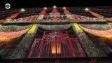 Как украшают витрины Нью-Йорка к Рождеству