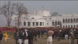 Пенджаб губернаторын жерлеу рәсімі