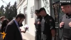Bailiffs Impound Crimean Tatar Assembly
