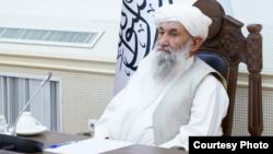 محمد حسن اخوند رئیس کابینه طالبان