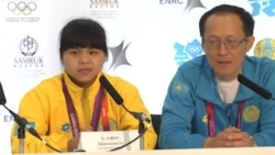 Пресс-конференция Зульфии Чиншанло