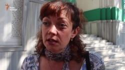 Аліна Подоляна про напад на «Антитруханівський Майдан»