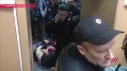 Суд над активистом-оппозиционером Дадиным