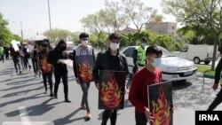 گرداندن بازداشتشدگان چهارشنبهسوری در مشهد