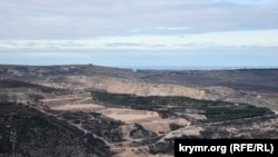 Карьер Балаклавского рудоуправления